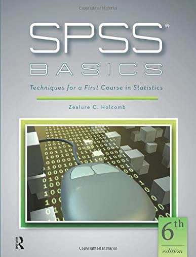 spss basics holcomb pdf