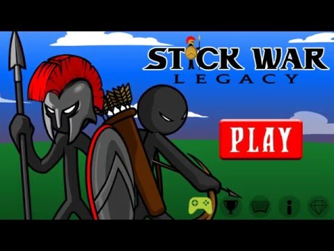 stick war legacy guide