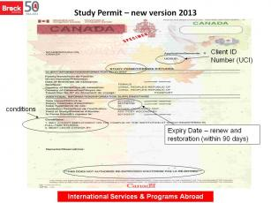 study permit extension application