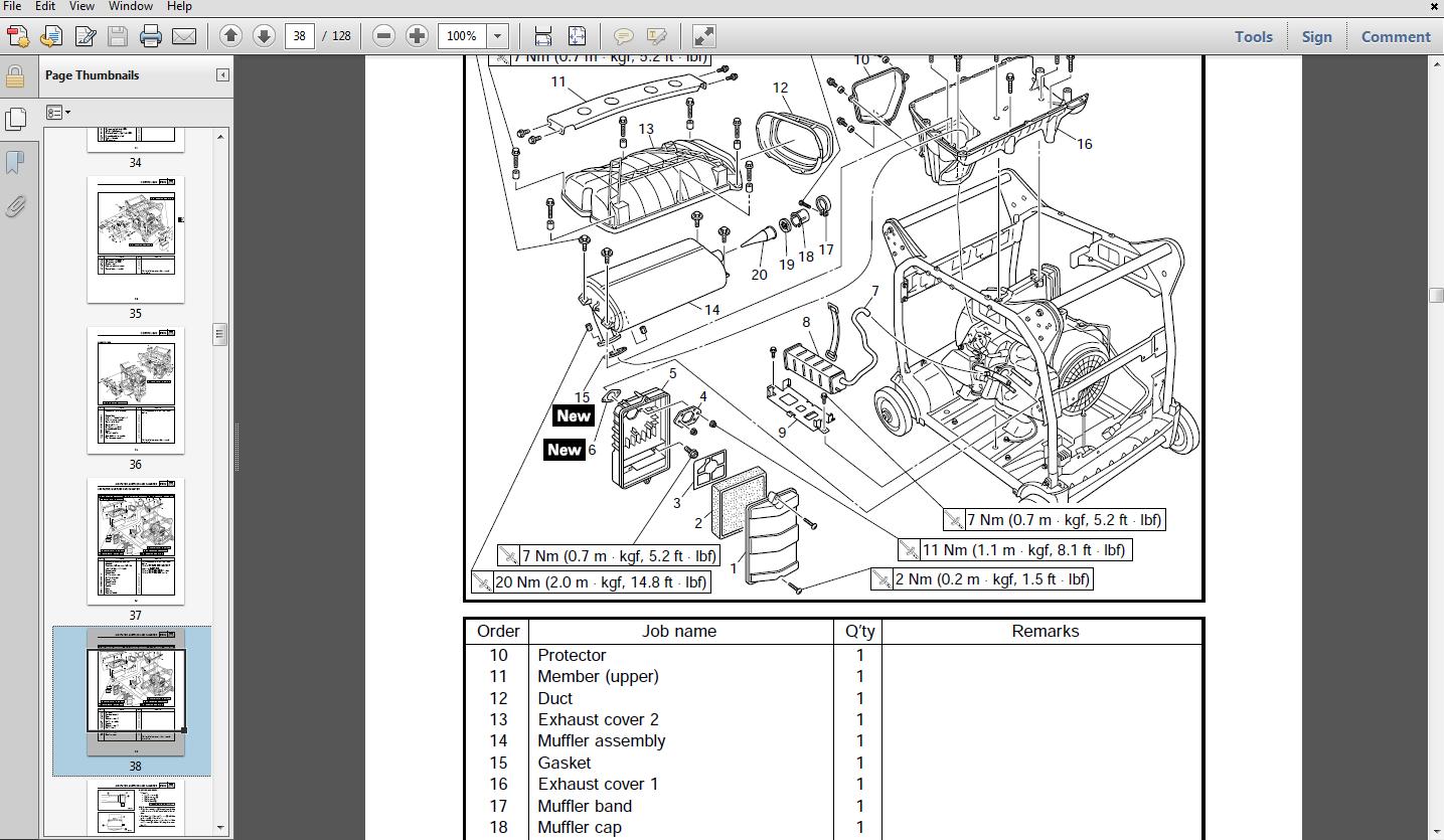 suzuki swift 1992 workshop manual