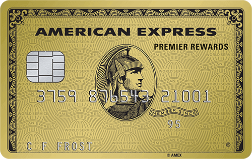 tarjeta dorada application