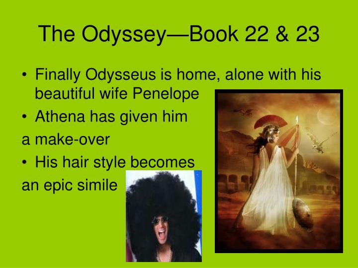 the odyssey book 22 pdf