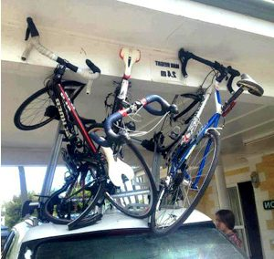 which rear mounted bike carrier fits my car guide