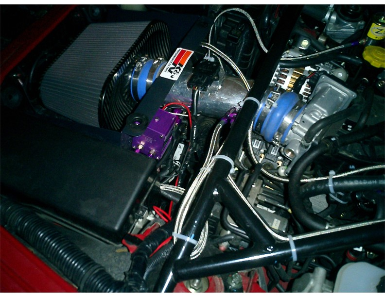 zex nitrous instalation instructions